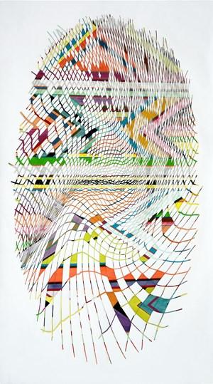 Tejido 05 by María García-Ibáñez contemporary artwork