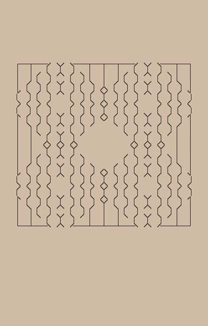 Digital Carpet by Hong Seung-Hye contemporary artwork