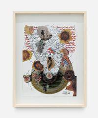 Coronavírus by Paulo Bruscky contemporary artwork works on paper