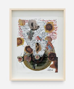 Coronavírus by Paulo Bruscky contemporary artwork