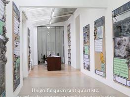 Thomas Hirschhorn, 'Eternal Ruins' (2020), Galerie Chantal Crousel, Paris.