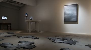 Contemporary art exhibition, Group Exhibition, Casting Stones into Still Water at Mind Set Art Center, Taipei