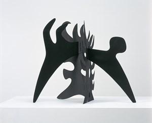 Les Arêtes de poisson (maquette) by Alexander Calder contemporary artwork