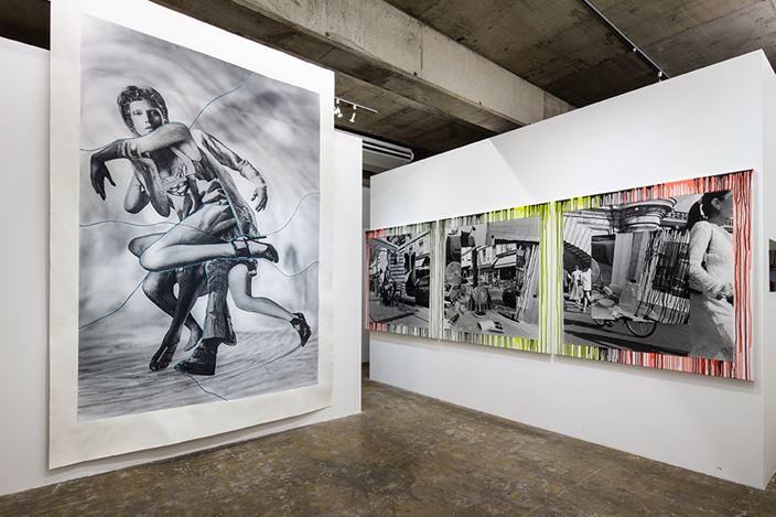 Exhibition view: Yuki Onodera, TO Where, Yumiko Chiba Associates, Tokyo (8 September–10 October 2020). Courtesy Yumiko Chiba Associates, Tokyo.