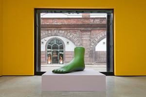 Foot by Nicolas Party contemporary artwork