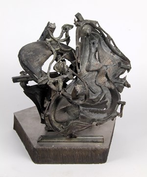 Plombiers-les-Bains, from Spa Sculptures by Frank Stella contemporary artwork