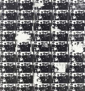 The Family Stein by Deborah Kass contemporary artwork