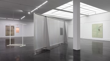 Contemporary art exhibition, Martin Boyce, The Light Pours Out at Esther Schipper, Berlin
