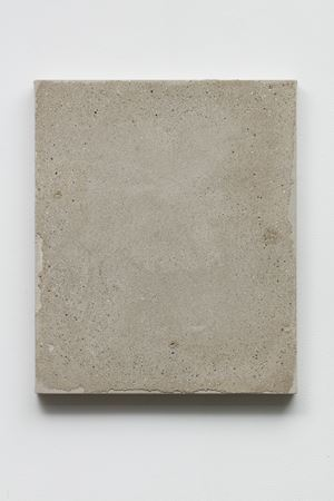 Polished Concrete #5 by Analia Saban contemporary artwork