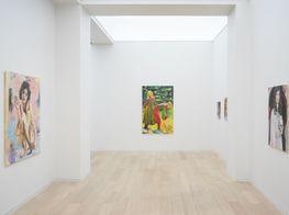 "Paulina Olowska<br><em>30 Minutes Before Midnight</em><br><span class=""oc-gallery"">Simon Lee Gallery</span>"