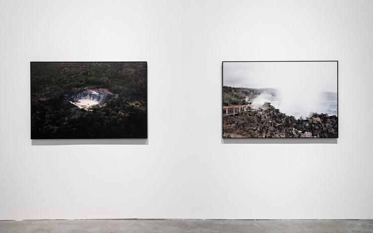 Exhibition view: Robert Zhao Renhui, Christmas Island, Naturally, ShanghART, Shanghai (3 September–19 November 2017). Courtesy ShanghART, Shanghai.
