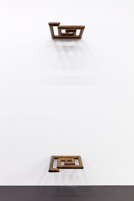 Vertigo by Roman Ondak contemporary artwork