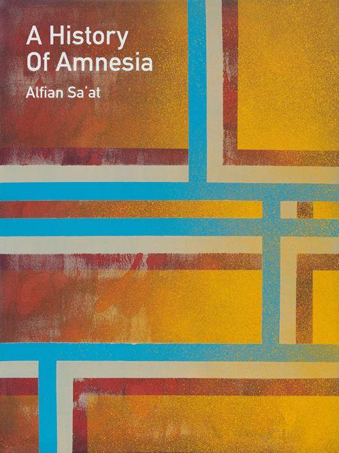 A History of Amnesia / Alfian Sa'at by Heman Chong contemporary artwork