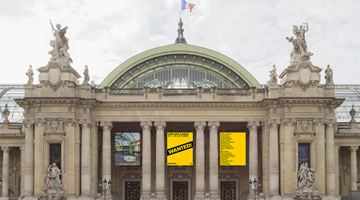 Contemporary art exhibition, Group Exhibition, WANTED! Art is yours at Grand Palais at Grand Palais, Paris