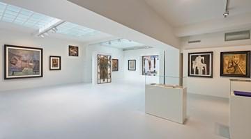 Contemporary art exhibition, Wifredo Lam, Nouveau Nouveau Monde at Galerie Gmurzynska, Talstrasse 37, Switzerland