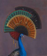 Fanfare by Joanna Braithwaite contemporary artwork painting