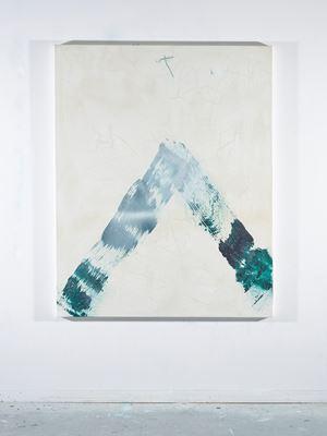 A leap of faith by Sam Lock contemporary artwork