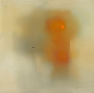 Péndulo veneciano by Fernando Zóbel contemporary artwork
