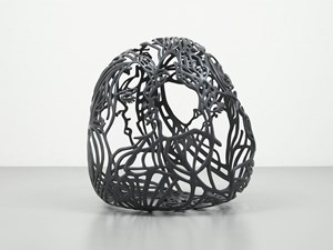 Baisers 1 by Ghada Amer contemporary artwork
