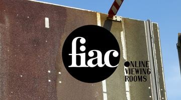 Contemporary art exhibition, FIAC Online Viewing Rooms at Esther Schipper, Berlin