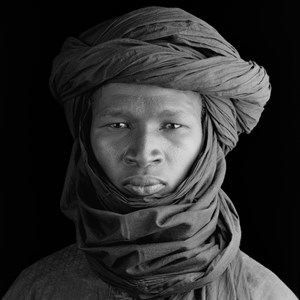 Mali - Portrait XV by Jean-Baptiste Huynh contemporary artwork