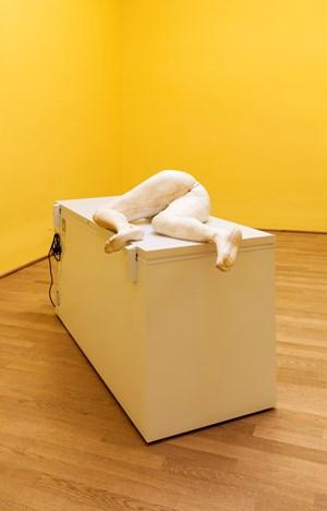 Margot by Sarah Lucas contemporary artwork sculpture