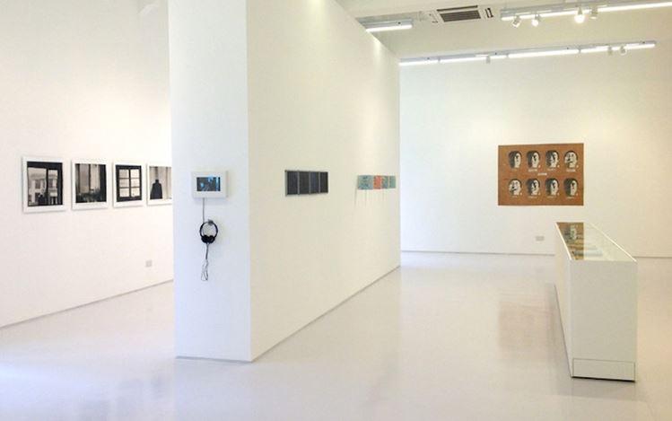 Exhibition view: Gen JIanyi, The Artist Researcher, ShangArt, Singapore (18 January–28 February 2013). Courtesy ShanghArt.