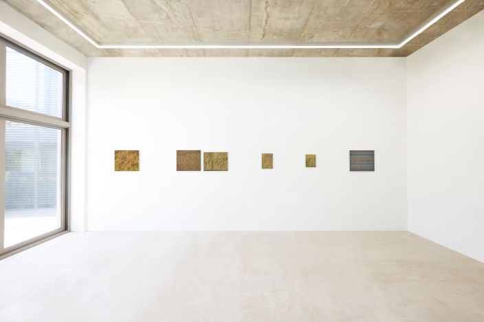 Exhibition view: Sejin Kwon, CMYK, Gallery2, Seoul (27 May–26 June 2021). CourtesyGallery2.
