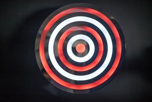 VS115 Circle by Visual System contemporary artwork