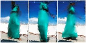 Agosto by Andrea Pacanowski contemporary artwork