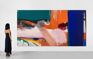 Locomotion by Ed Clark contemporary artwork