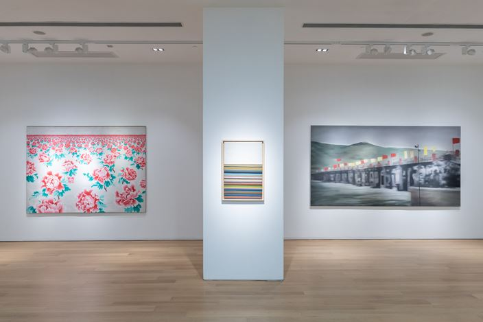 Exhibition view:Racket of Cobwebs: Chinese Contemporary Art Group Exhibition, Tang Contemporary Art, Hong Kong (8 July–13 August 2020). Courtesy Tang Contemporary Art, Hong Kong.