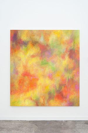 Untitled (Golden) by Jean-Baptiste Bernadet contemporary artwork