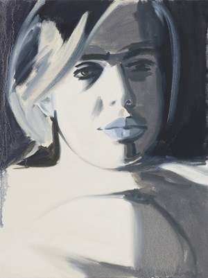 3:00pm by David Salle contemporary artwork