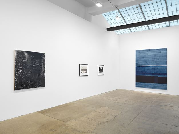 Exhibition view: Group Exhibition,Rhe: everything flows;, Galerie Lelong & Co., New York (7 January–13 February 2021).Courtesy Galerie Lelong & Co., New York.
