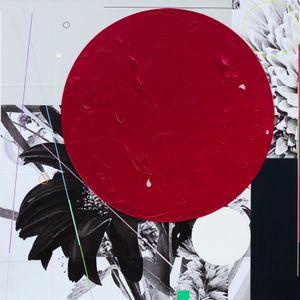 Black Gerbera by Heejoon Lee contemporary artwork
