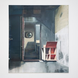 Open Heart by David Ralph contemporary artwork