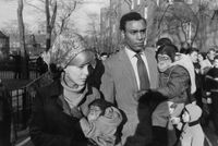 Central Park Zoo, New York by Garry Winogrand contemporary artwork photography