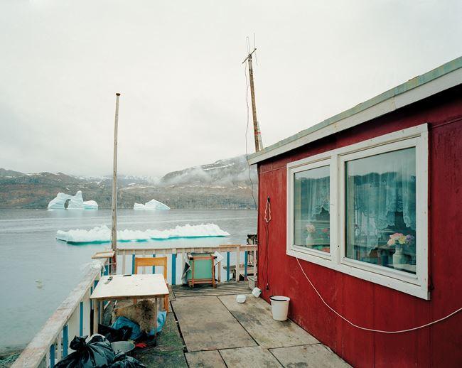 "Tasiussaq 3, 07/2006 73°22'09"" N, 56° 04'56"" W by Olaf Otto Becker contemporary artwork"