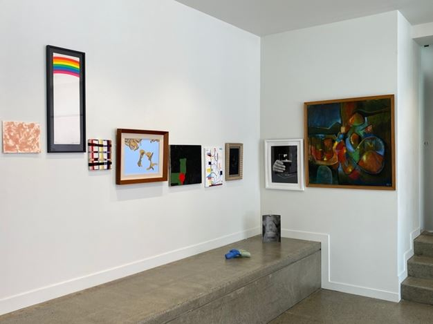 Exhibition view: Dit Dit Dit Dit, Hamish McKay, Wellington (12–23 December 2020). Courtesy Hamish McKay.