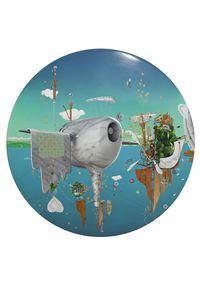 Dominus Aeris–PANEM 2 空中之王-耶和華2 by Thukral & Tagra contemporary artwork painting