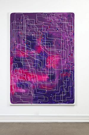 Headmap Footage #1 by John Reynolds contemporary artwork