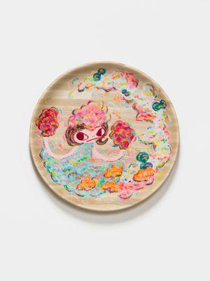 Untitled (ARW21-03) by Ayako Rokkaku contemporary artwork