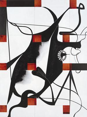 Segue III by Julia Morison contemporary artwork