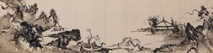 Landscape On The Horizon IV by Zhi Jingyi contemporary artwork