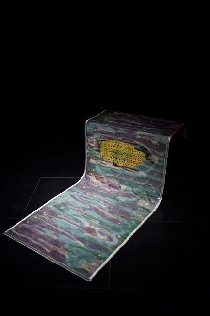 Noise Blanket No.5 by Jacqueline Kiyomi Gork contemporary artwork