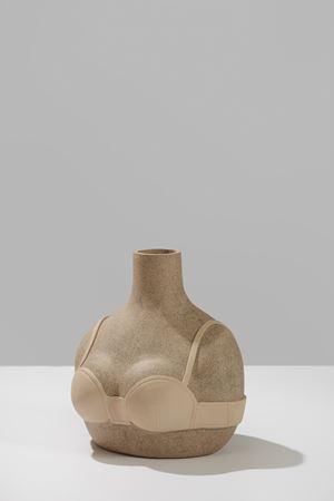 Lost her shirt by Genesis Belanger contemporary artwork sculpture