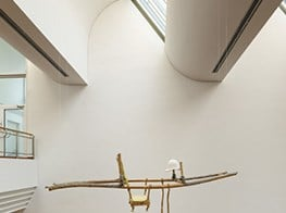 Chinese artist Huang Yong Ping at Museum Ludwig, Cologne