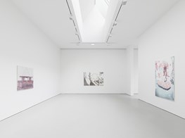 "Luc Tuymans<br><em>Le Mépris</em><br><span class=""oc-gallery"">David Zwirner</span>"
