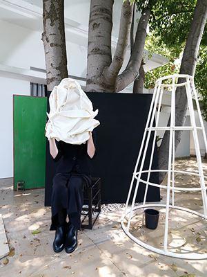 Sans titre by Amina Benbouchta contemporary artwork
